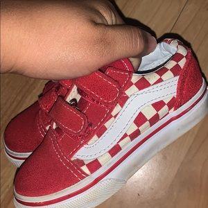 Vans Shoes - Toddler Velcro Vans